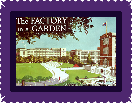 The Factory in a Garden